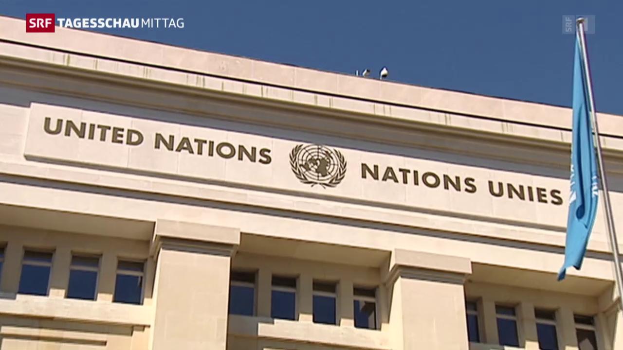 Ja zur Renovierung des UNO-Sitzes in Genf