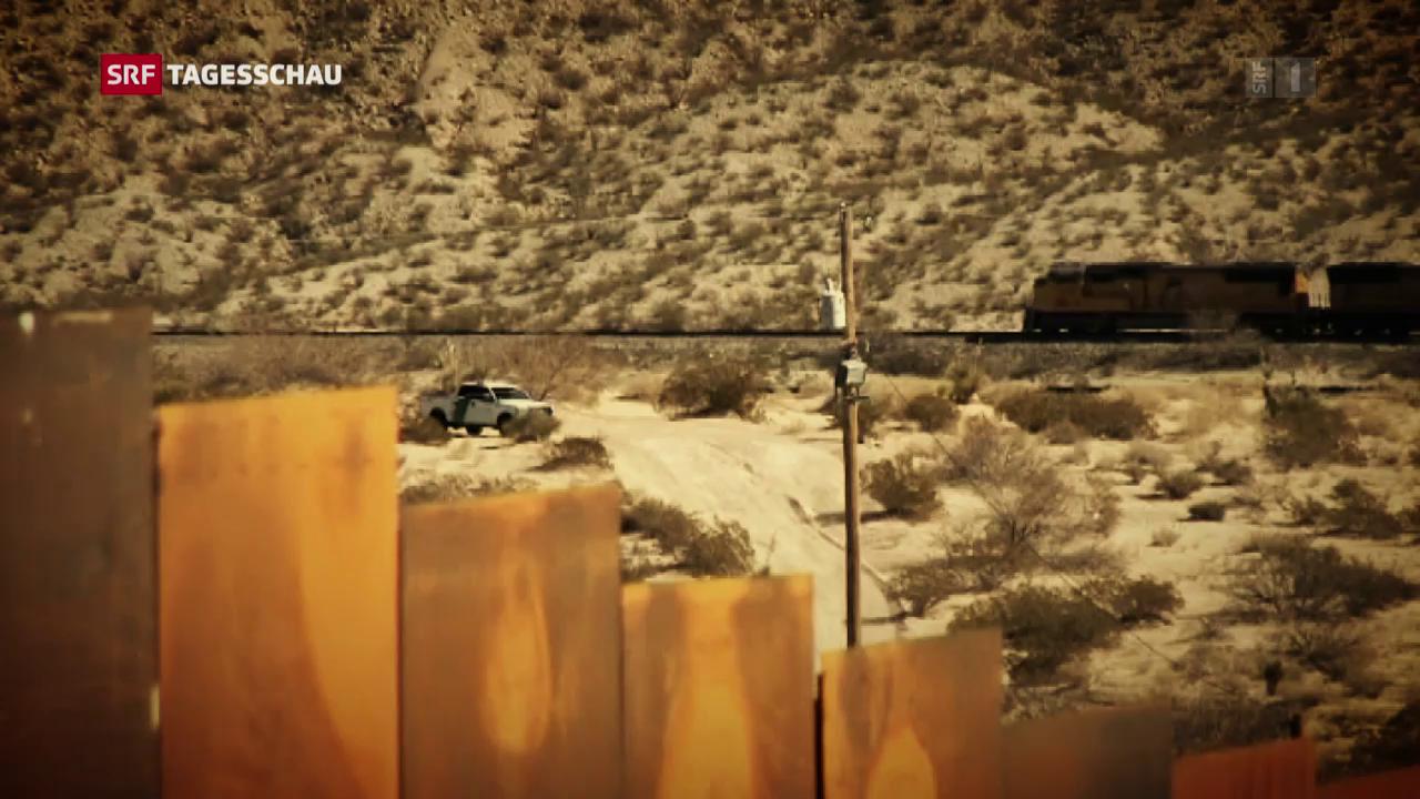 Kein Geld für Mauer zu Mexiko