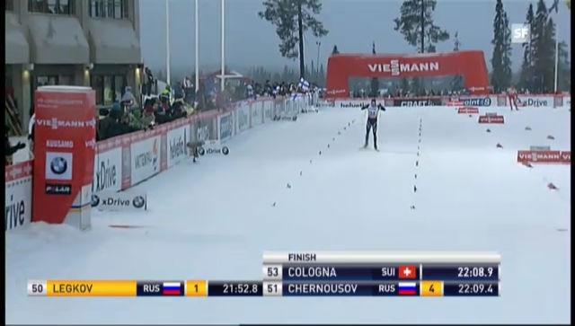 Langlauf: Highlights 10 km freie Technik («sportlive»)