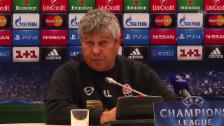 Video «Fussball: Schachtar-Trainer Mircea Lucescu im Interview (Quelle: SNTV)» abspielen