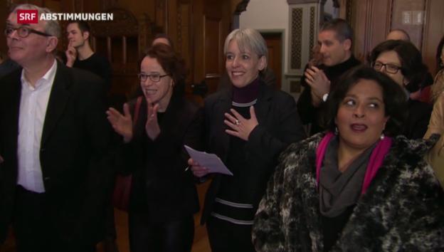 Video «Basel-Stadt führt Frauenquote ein» abspielen