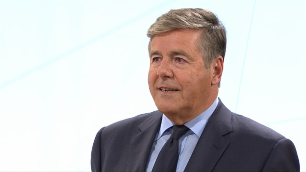Video «Die USA und russische Oligarchen: Insider Josef Ackermann spricht» abspielen