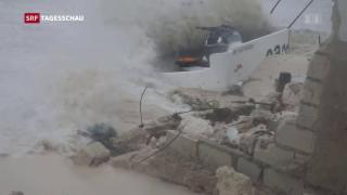 Video ««Maria» zieht Puerto Rico den Stecker» abspielen