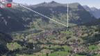 Video «Einsprachen gegen neue Bahn» abspielen