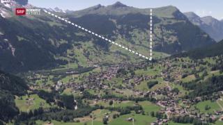 Video «Einsprachen gegen neue Bahn » abspielen
