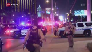 Video «FOKUS: Mindestens 58 Tote nach Attacke in Las Vegas» abspielen