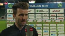 Link öffnet eine Lightbox. Video Wicky, Lang, Contini: Die Stimmen zu FCSG - Basel abspielen