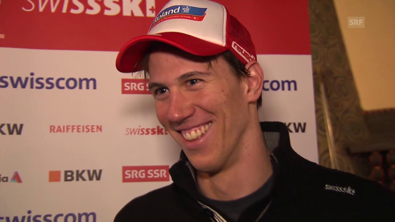 Interview mit Ramon Zenhäusern