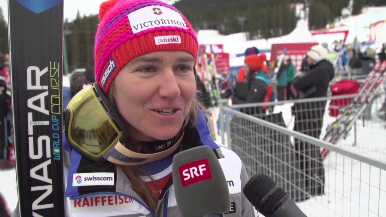 Ski: Interview Fabienne Suter
