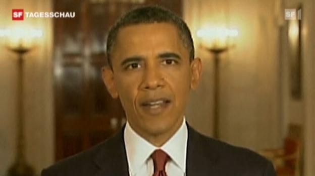 Video «Osama Bin Laden ist tot» abspielen