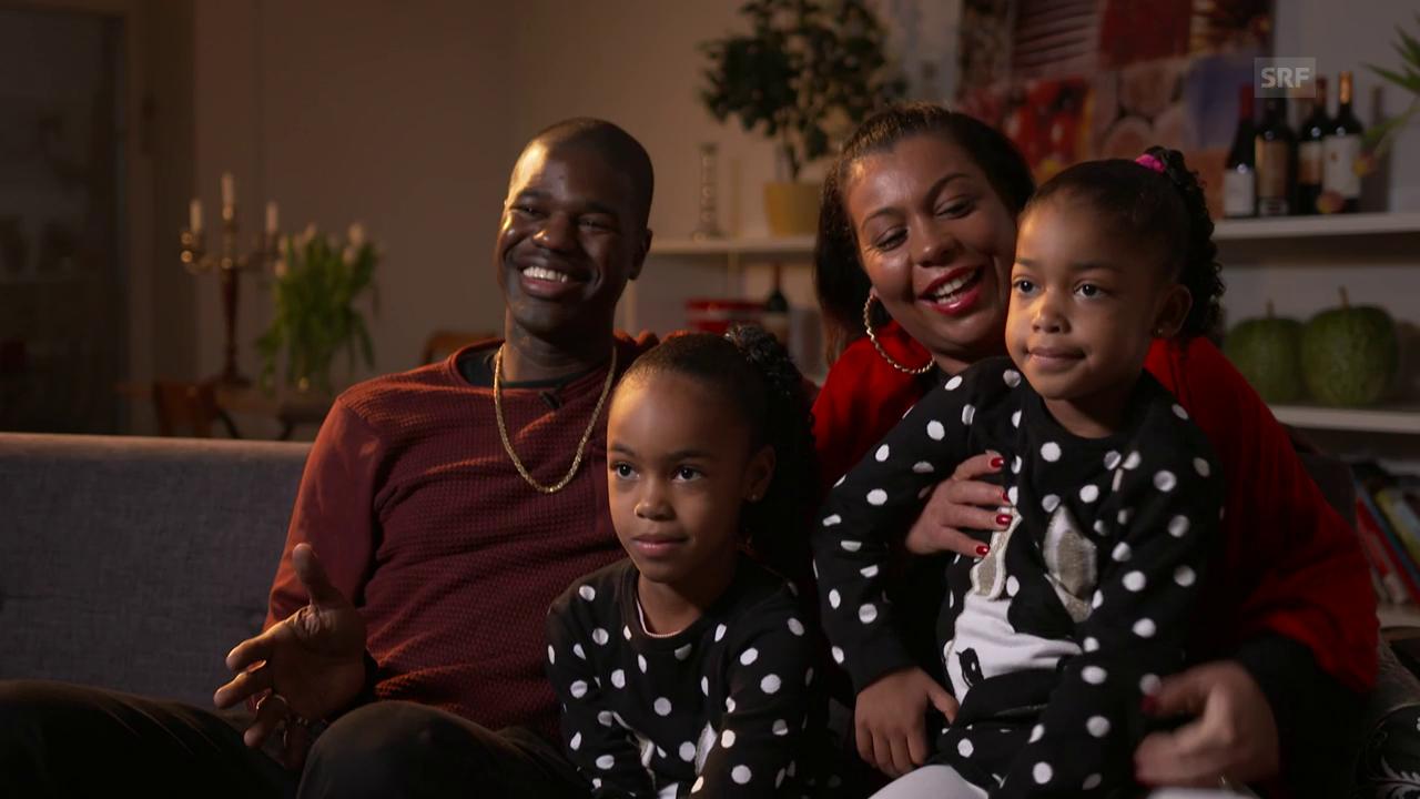 Eliane und Kareem: «In den USA laufen vierjährige Kinder nicht alleine in den Kindergarten!»