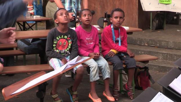 Video «Asylzoff im Aargau» abspielen