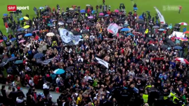 Video «Fussball: Aarau - Chiasso» abspielen