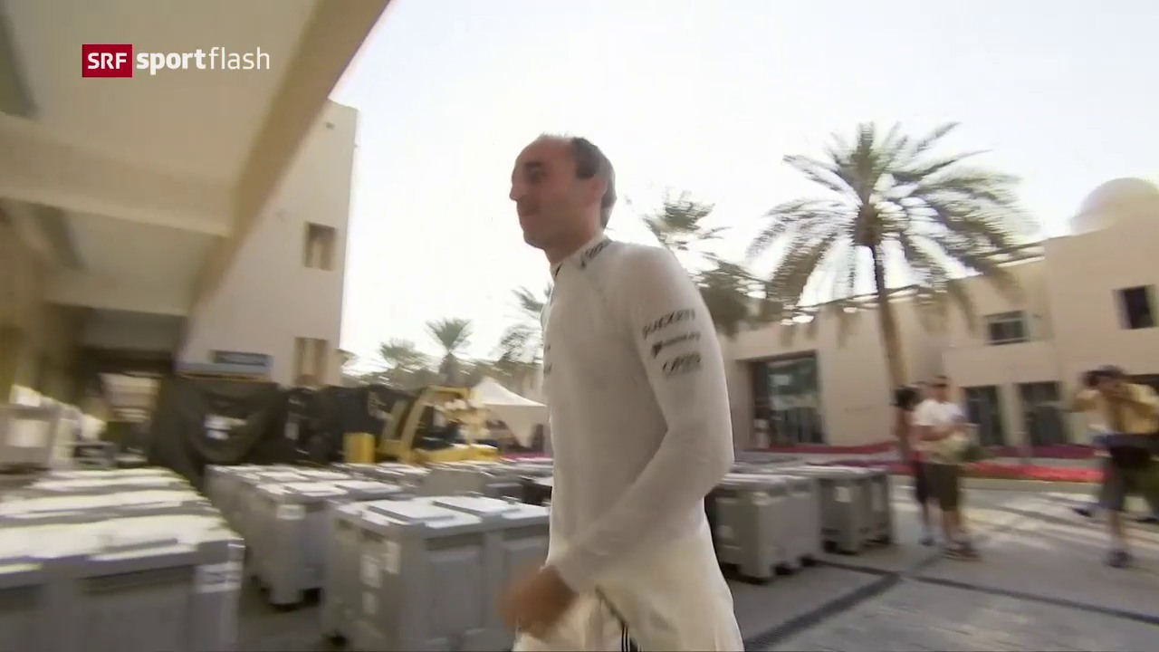 Kubica testet für Williams