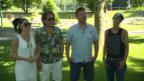 Video «Ein Wettkampf im Endspurt» abspielen