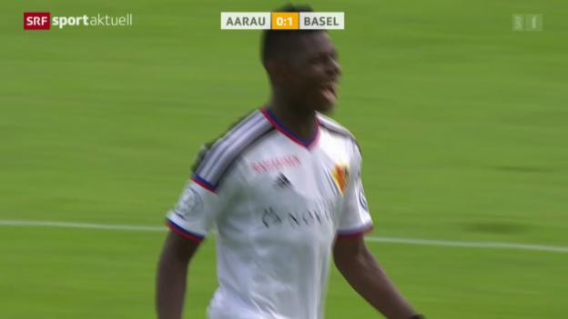 Video «Aarau-Basel» abspielen