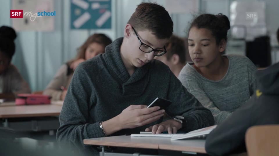 Sexting – Szenen aus dem Spielfilm «Upload»