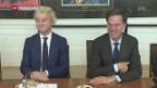 Video «Niederlande erteilen Geert Wilders Abfuhr» abspielen