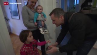 Video «Studie zu Familie und Kinderwunsch» abspielen
