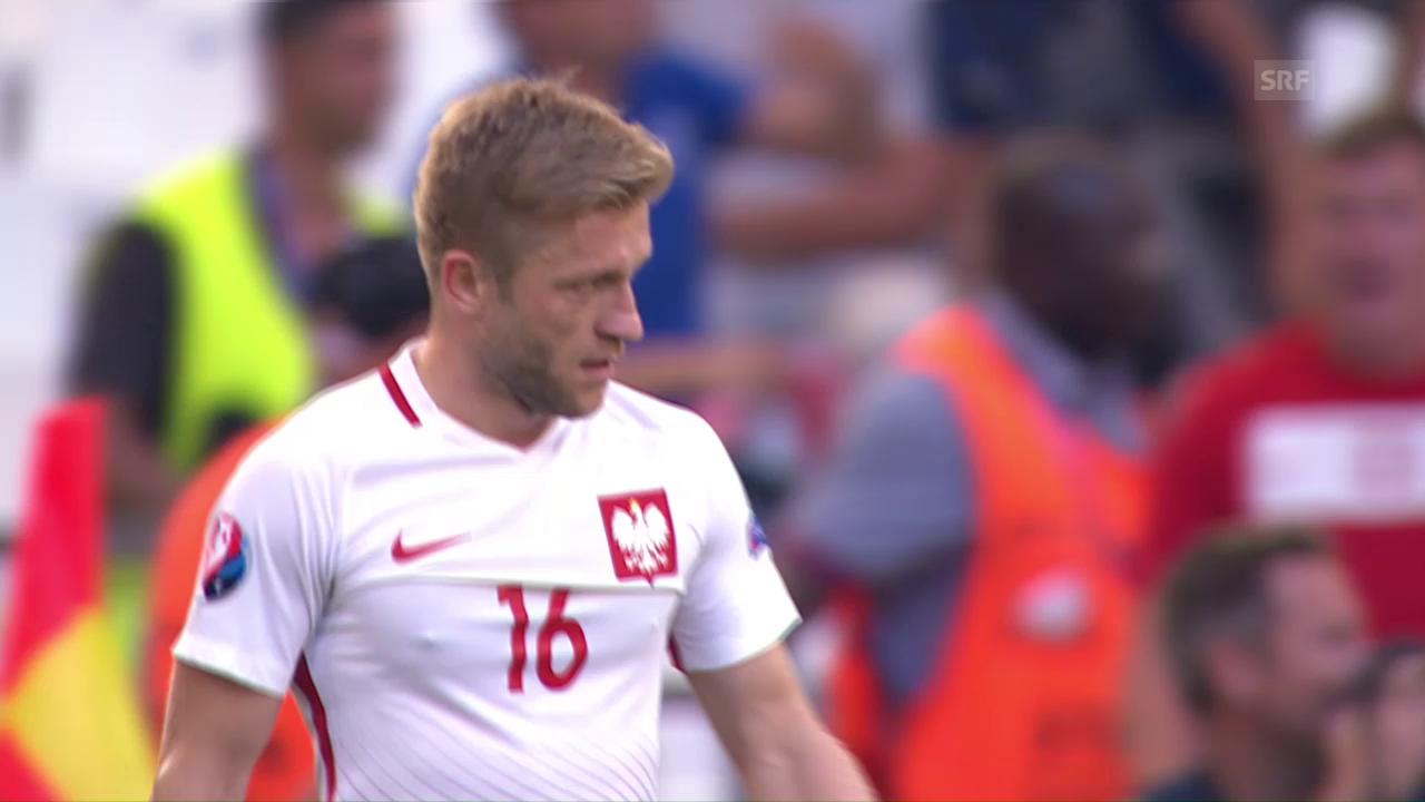Live-Highlights bei Ukraine - Polen