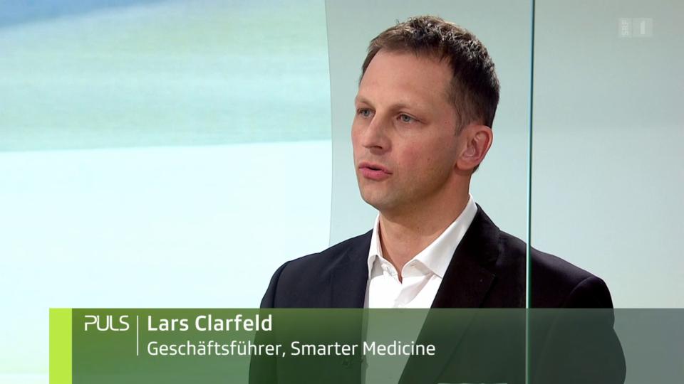 Lars Clarfeld: «Es ist ein Kulturwandel. Es braucht seine Zeit alle zu überzeugen.»