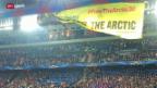Video «Busse gegen den FC Basel («sportaktuell»)» abspielen