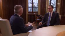 Video «Thomas Jordan zur Frage, ob Dividenden an Kantone gehen sollten» abspielen