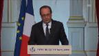 Video ««Frankreich ist vom islamistischen Terror bedroht»» abspielen