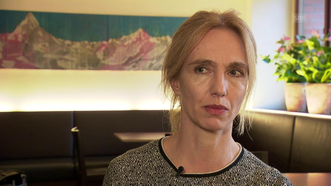 Drei Fragen an Ursina Lardi