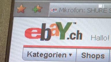 Video «Manipulierte Ebay-Konten: 17'000 Franken weg» abspielen