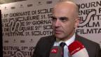 Video «Eröffnung: Solothurner Filmtage beginnen politisch» abspielen