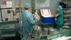 Video «Kritik an Swisstransplant trotz Rekordzahlen» abspielen