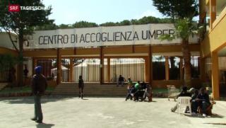 Video «Gemischte Gefühle auf Sizilien» abspielen