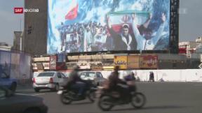 Video «FOKUS: Wie die US-Sanktionen gegen den Iran funktionieren» abspielen