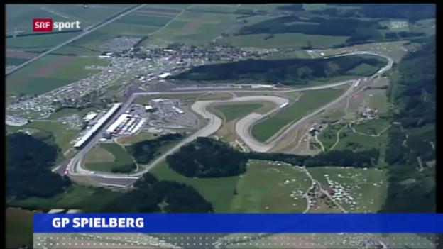 Video «Wieder Formel-1-Rennen in Österreich («sportaktuell»)» abspielen