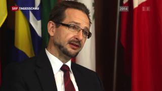 Video «Thomas Greminger neuer OSZE-Generalsekretär» abspielen