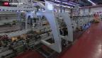 Video «Schweizer Verpackungs-Industrie hat zu kämpfen» abspielen