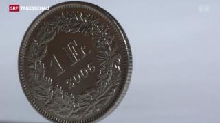 Video «SNB hält an Negativzinsen fest» abspielen