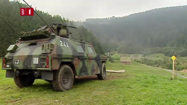 Video ««ECO»-Serie: Schweizer Rüstungsindustrie» abspielen