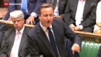 Video «Cameron ist dezidiert für einen Angriff» abspielen