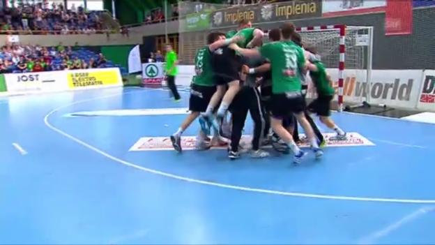 Video «Wacker Thun verteidigt Titel im Schweizer Cup» abspielen
