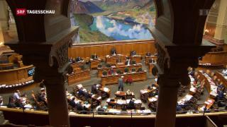 Video «Nationalrat und das CO2-Gesetz» abspielen