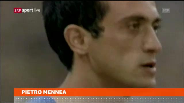 Olympiasieger Mennea gestorben