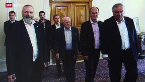 Video «Heikle Reise von SVP-Politikern» abspielen