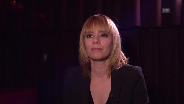 Video «Francine Jordi über Einsamkeit» abspielen