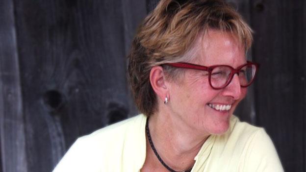 Ruth Breitenmoser liebt ihre Gemeinde