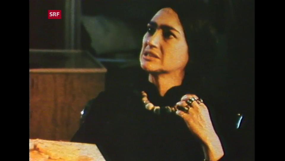 Aus dem Archiv: Film über Frida Kahlo