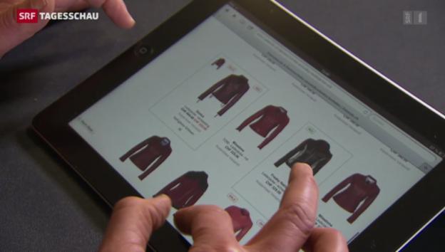 Video «Ständerat will Rechte von Online-Shoppern stärken» abspielen