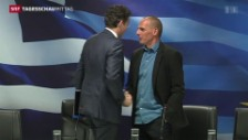 Video «Finanzminister verhandeln in Brüssel» abspielen