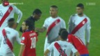 Video «Fussball: Copa America, Halbfinal, Chile - Peru» abspielen